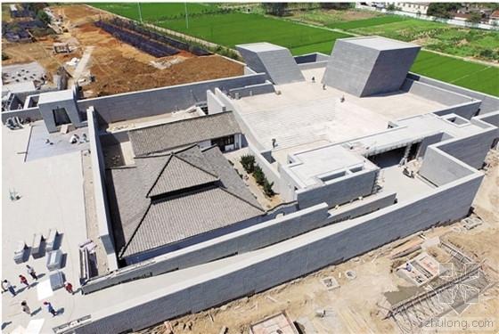 浙江省抗战胜利纪念馆主体完工