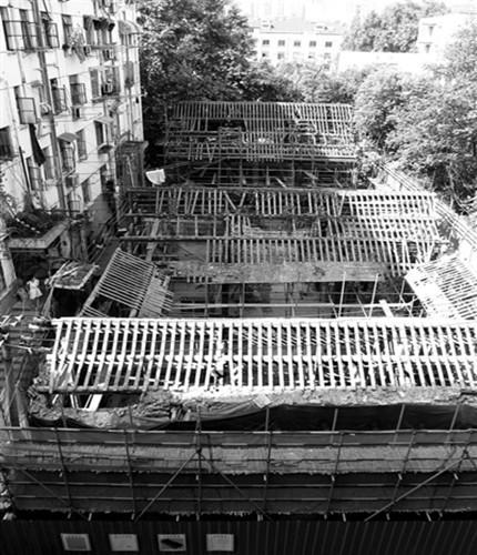 """南京清代""""朱状元巷""""启动修缮 耗资千万将建成展览馆"""