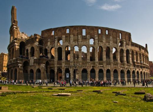 意大利斥资8000万欧元修整文物重建罗马斗兽场