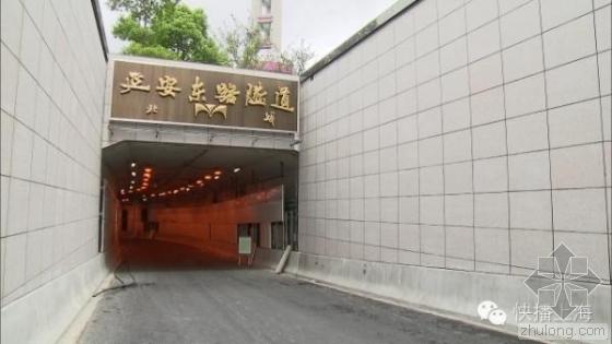 上海延安东路隧道北线施工提前完成 BIM技术功不可没