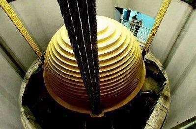 台风苏迪罗强势登陆 台北101大楼阻尼器摆幅破纪录