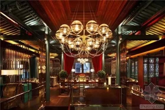 白天是餐厅晚上是酒吧 这样的潮·Lounge不容错过!