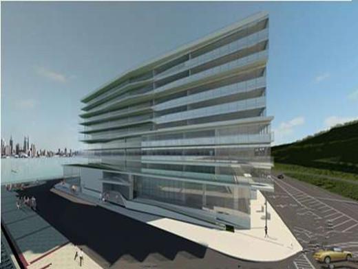 朗诗皇家港项目效果图