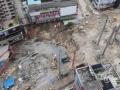 东莞常平300多平绿化带再次塌方 一井下施工人员死亡