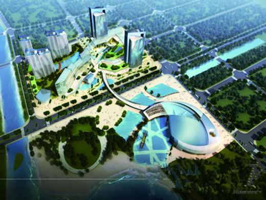 福建平潭国家级大型文化综合体开工 总投资33亿元