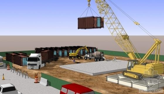 基于BIM的施工方案分析框架设计