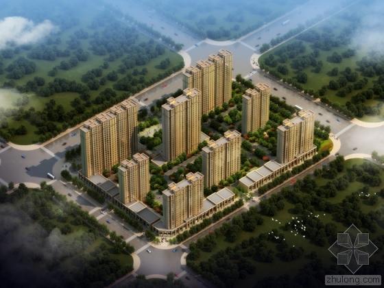 沧州建设全省首例钢结构公租房项目运用BIM技术