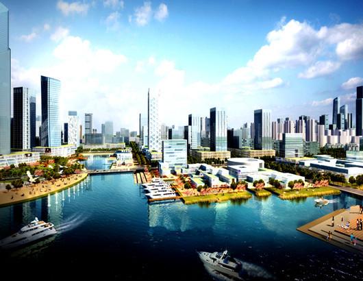 青岛西海岸又添金融等9大项目 总投资450亿元