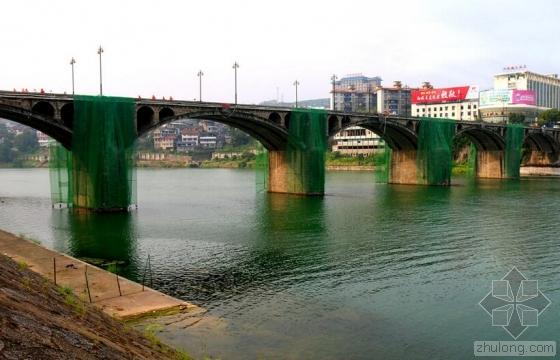 湖南张家界澧水大桥