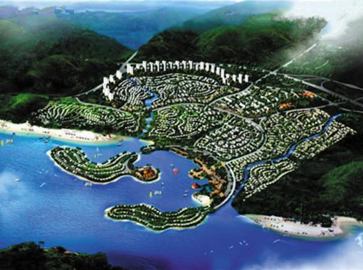 大连投资千亿打造城市副中心 74平方公里