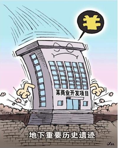 南京明故宫遗址上建地标大楼 投资高达200亿
