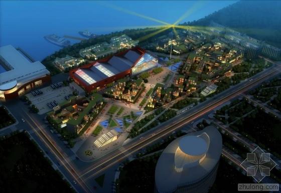 深圳潮人码头将建世界最大集装箱建筑群落
