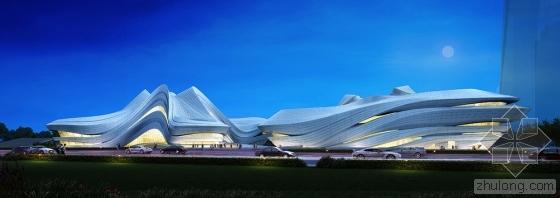 梅溪湖国际文化艺术中心大剧院钢结构近日正式封顶