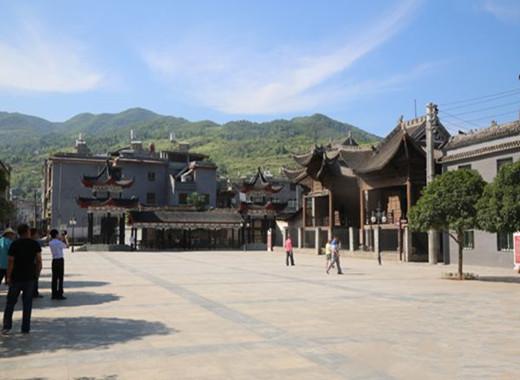 西安建重点示范镇文化旅游名镇 完成投资20亿
