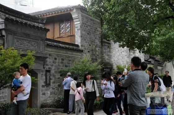 屠呦呦旧居成热门建筑 飙升至1.5亿