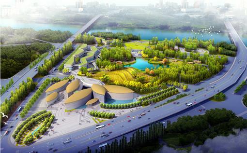 隆平水稻博物馆建设运用BIM技术解决工程难题