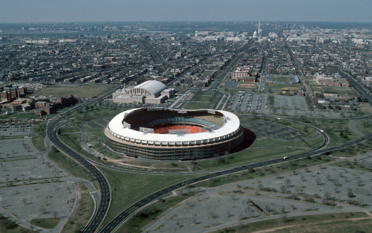 OMA 将重新设计华盛顿特区肯尼迪体育场