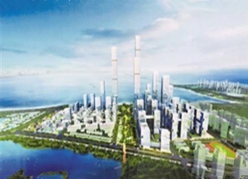世界顶级酒店将进驻深圳湾 建筑面积约40万平方米