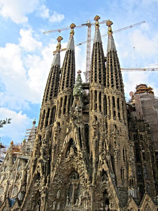 高迪设计的欧洲最高教堂将于2026年完工