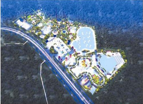 湖北宜昌将建首家大型游乐公园 投资5亿元