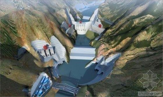 中国第三座千万级巨型水电站将在年内核准开工建设
