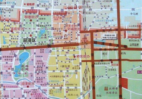 太原迎泽大街未来将下穿火车站 投资5.4亿元