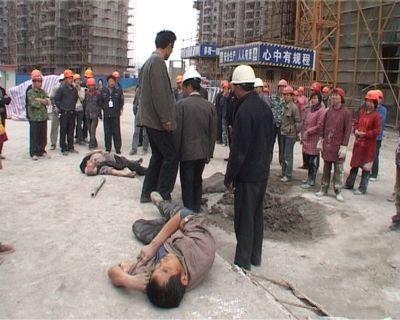 施工不合格暴打工程监理 施工人员被刑拘