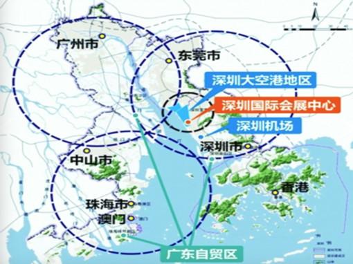 深圳将建全球最大会展中心 投资规模或超百亿