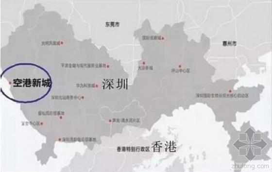 深圳将建全球最大会展中心 选址空港新城超百亿元