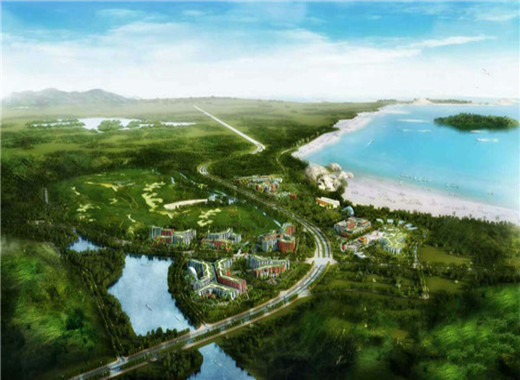 福建平潭百亿旅游项目年底开建 建首家7星级酒店