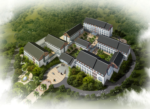 福州市最大社会福利中心动工 总投资达3.66亿元