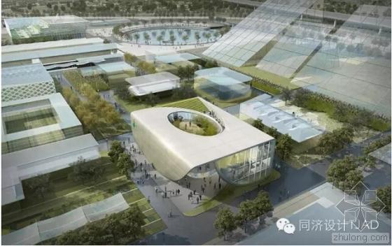 BIM技术在中国企业联合馆设计中的应用