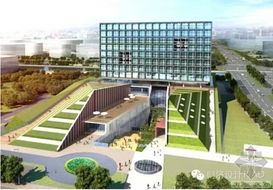 BIM在上海国际旅游度假区核心区管理中心的应用
