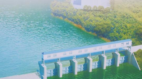 海口引水南渡江强化供水保障 缓解城市生活缺水问题