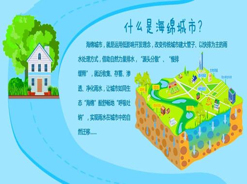 全国658个城市将建海绵城市 年投资可达4000亿