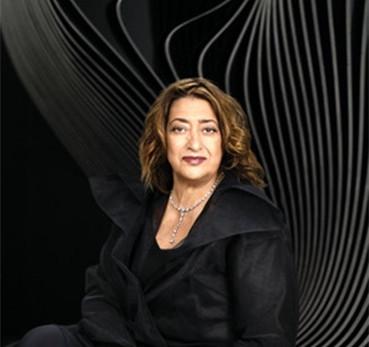 扎哈·哈迪德获得2016年皇家金奖