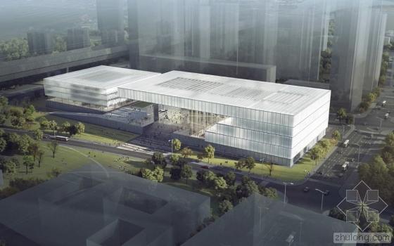 深圳新艺术博物馆和图书馆竞赛获胜方案出炉