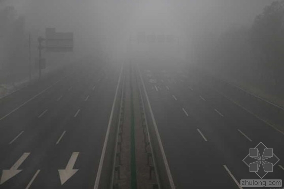七问北京首发雾霾红色预警 各部门如何应对?