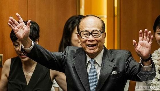 """""""跑""""了的李嘉诚又回来了? 60亿抄底上海地标写字楼"""