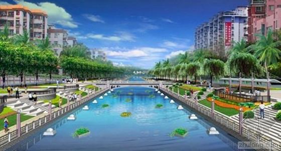 """昆明""""河长制""""开全国水环境治理先河 36条臭水河蜕变景观生态长廊"""