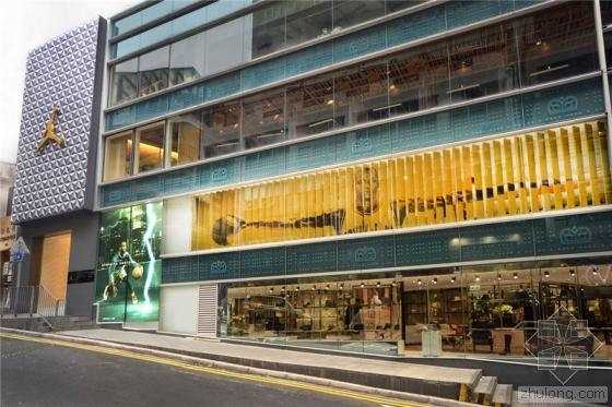 亚洲首间耐克乔丹旗舰店亮相香港 它有什么不一样?