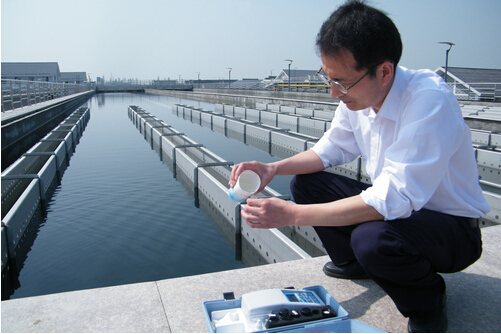 水质在线监测系统开启互联网+