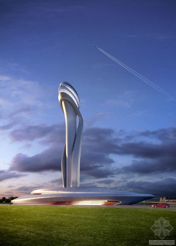 AECOM与Pininfarina联手击败扎哈等获得伊斯坦布尔新机场交通控制塔