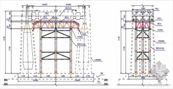在桥梁施工设计中CAD与BIM的应用比较