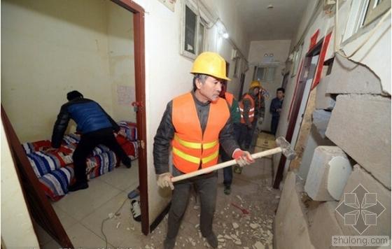 地下室被隔断成270多户群租房隐患重重