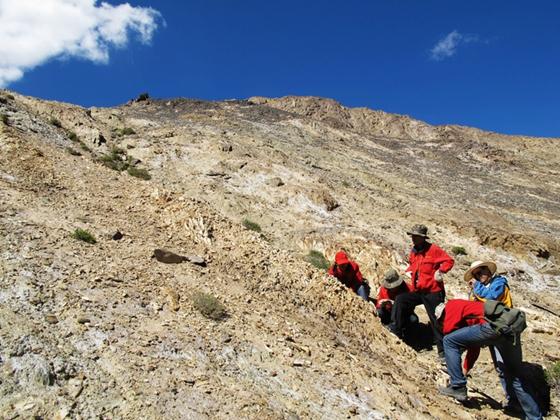 2015年全国地质勘查工作扫描