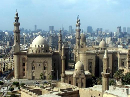 中企将帮埃及建新首都耗资450亿美元