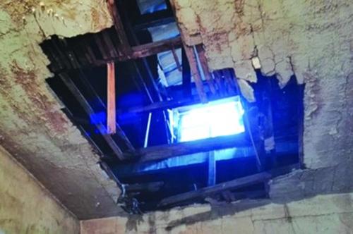 三十年残破不堪的楼房 为什么没有纳入老旧改造?