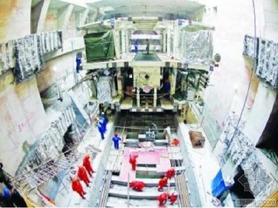 国内首条公铁两用越江隧道拟盾构施工