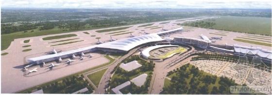 BIM技术在大型复杂交通建筑中的应用 ——以南京禄口机场二期航站